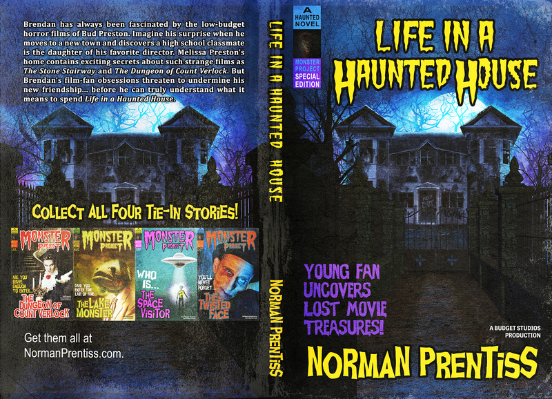 Life in a Haunted House by Norman Prentiss
