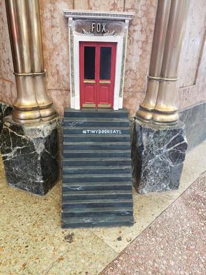 The Fox Tiny Doors ATL photo by Atlanta Angel