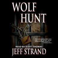 (Audiobook) Wolf Hunt by Jeff Strand